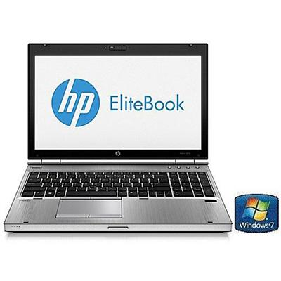 HP EliteBook 8570p Intel Core i7-3520M 2.90GHz Notebook PC - 4GB RAM, 500GB HDD, 15.6