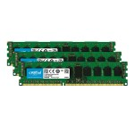 DDR3 - 24 GB : 3 x 8 GB - DIMM 240-pin - 1600 MHz / PC3-12800 - registered - ECC