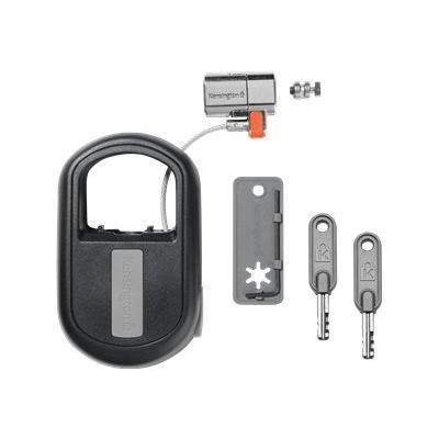 KensingtonClickSafe Keyed Retractable Laptop Lock - security cable lock(K64955WW)