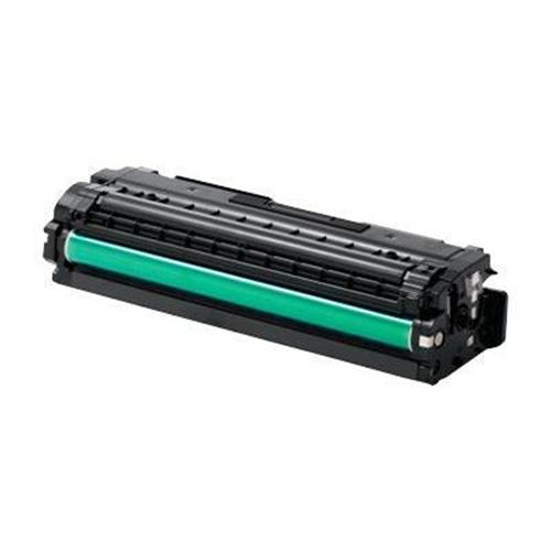 Samsung CLT-Y506L - yellow - original - toner cartridge