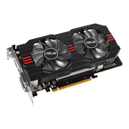 ASUS HD7770-2GD5 graphics card - Radeon HD 7770 - 2 GB