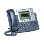 IP Phone 7960G - VoIP phone - H.323, MGCP, SCCP, SIP - silver, dark gray