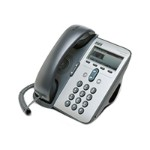 IP Phone 7912G - VoIP phone - SCCP, SIP - single-line