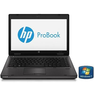 HP ProBook 6475b AMD Dual-Core A6-4400M APU 2.70GHz Notebook PC - 2GB RAM, 500GB HDD, 14.0