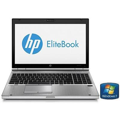 HP Smart Buy EliteBook 8570p Intel Core i7-3520M 2.90GHz Notebook PC - 4GB RAM, 500GB HDD, 15.6
