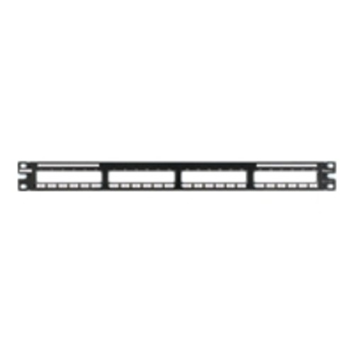 Panduit QUICKNET PATCH-PANEL EMPTY UTP 24PORT