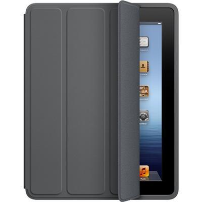 AppleiPad Smart Case - Polyurethane - Dark Gray(MD454LL/A)
