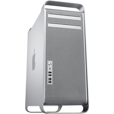 Apple Mac Pro Quad-Core Intel Xeon 3.2GHz, 8GB RAM, 2TB 7200-rpm hard drive, ATI Radeon HD 5770, Mac OS X Lion Server