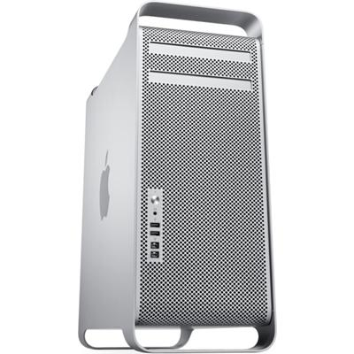 Apple Mac Pro 12-Core Intel Xeon 2.4GHz, 12GB RAM, 1TB 7200-rpm hard drive, ATI Radeon HD 5770, Mac OS X Lion