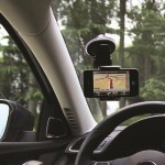 Suction Cup Mount For Smartphones, iPhone, iPod, MP4, and GPS
