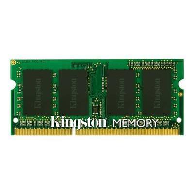 Kingston4GB 1600MHz DDR3 SDRAM SoDIMM Single Rank Memory Module(KAC-MEMKS/4G)
