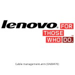 Lenovo ThinkServer Cable Management Arm 0A89476