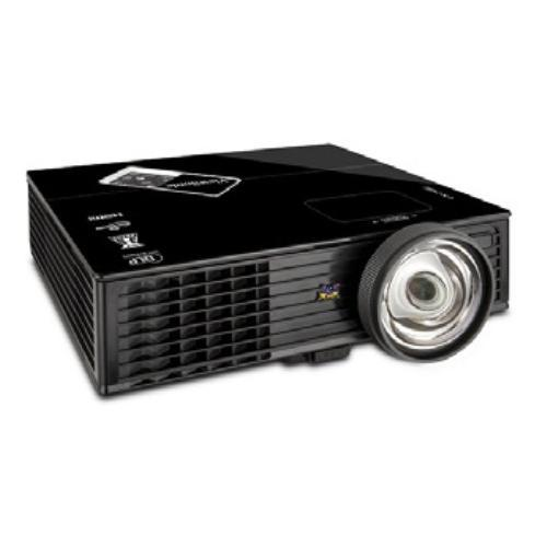 ViewSonic 3000 ANSI Lumens Short Throw Networkable WXGA Projector