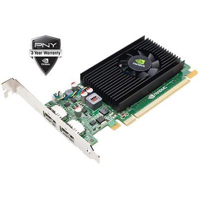 PNYNVIDIA NVS 310 x16 for Dual DVI - Low Profile Graphics Card(VCNVS310DVI-PB)