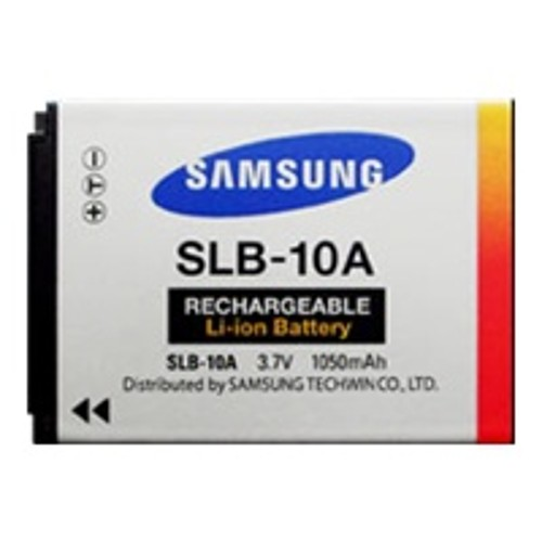 Samsung Electronics SLB 10A - camera battery - Li-Ion