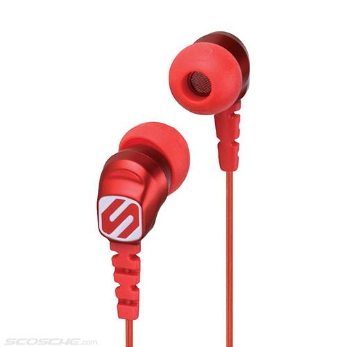 Scosche Hp200R Noise-Isolation Earbuds