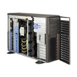 Supermicro SC747 BTQ-R1K62B - Tower - 4U - SATA/SAS - hot-swap 1620 Watt