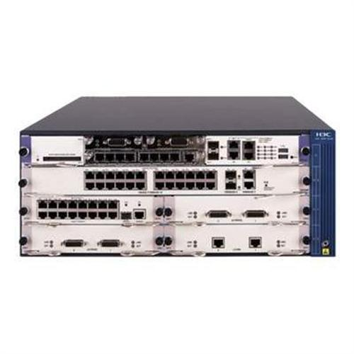 HP A-MSR50-60 - modular expansion base - rack-mountable