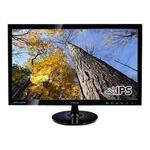 "VS239H-P - LED monitor - 23"" - 1920 x 1080 Full HD (1080p) - IPS - 250 cd/m² - 5 ms - HDMI, DVI-D, VGA - black"