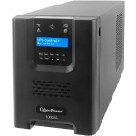 Smart App Sinewave PR1000LCDTAA - UPS - AC 120 V - 700 Watt - 1000 VA 12 Ah - RS-232, USB - output connectors: 8 - TAA Compliant