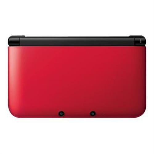 Nintendo 3DS XL - handheld game console - red