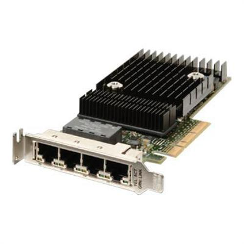 Oracle Sun Quad GbE x8 PCIe Low Profile Adapter - network adapter