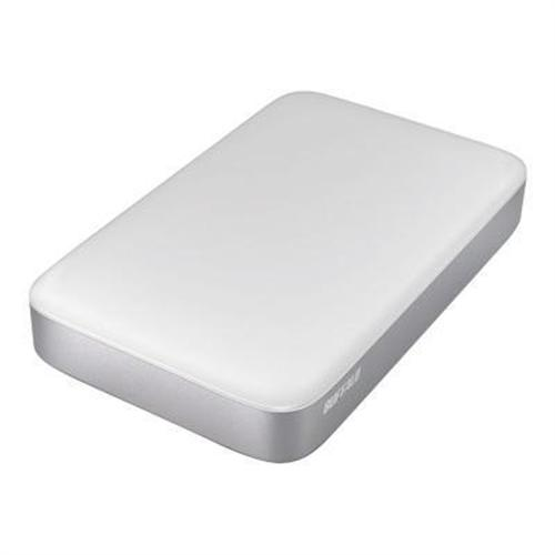 Buffalo MiniStation 1 TB Thunderbolt / USB 3.0 Portable Hard Drive with Thunderbolt Cable