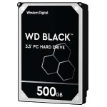 WD Black 500GB Performance Desktop Hard Disk Drive - 7200 RPM SATA 6 Gb/s 64MB Cache 3.5 Inch WD5003AZEX