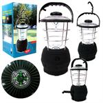 Gold Label Happy Camper LED Camping Lantern - No Batteries Required 80-9690