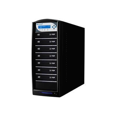 VinpowerDigital SharkBlu BLU-RAY CD DVD Duplicator - 7 Target - BD duplicator (BD-PIO-7-BK)