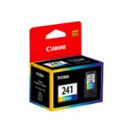 CL-241 - Color (cyan, magenta, yellow) - original - ink cartridge - for PIXMA MG3122, MG3222, MG3520, MG3522, MG3620, MX392, MX452, MX472, MX522, MX532, TS5120