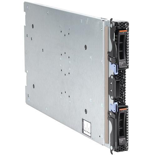 Lenovo System x Servers BladeCenter HS23E 8038 - 1x Intel Pentium Dual-Core E5-1403 2.60GHz Blade Server - 2GB RAM, no HDD, Gigabit Ethernet