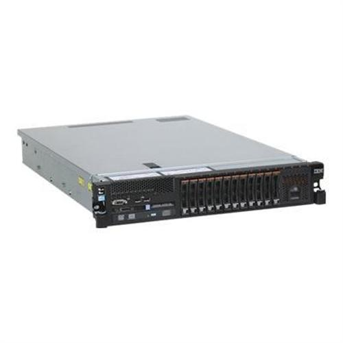 IBM System x3750 M4 8722 - 2x Intel Xeon 6-Core E5-4607 2.20GHz Rack Server - 16GB RAM, no HDD, Gigabit Ethernet