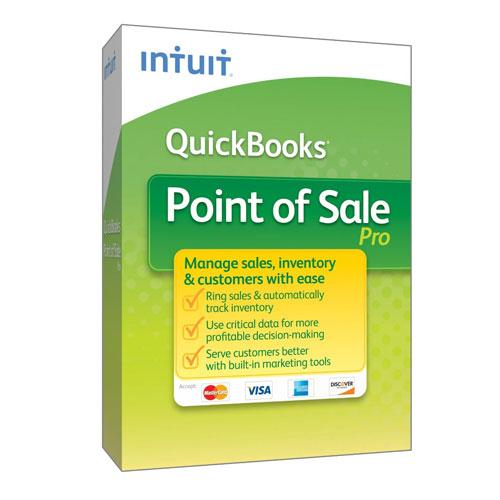 Intuit QuickBooks Point of Sale 2013 Multi-Store