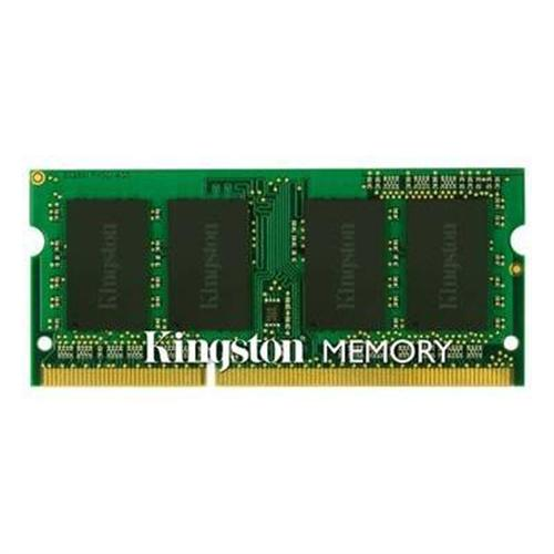 Kingston memory - 8 GB - SO DIMM 204-pin - DDR3