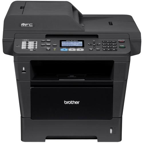 Brother Wireless Monochrome All-in-One Laser Printer