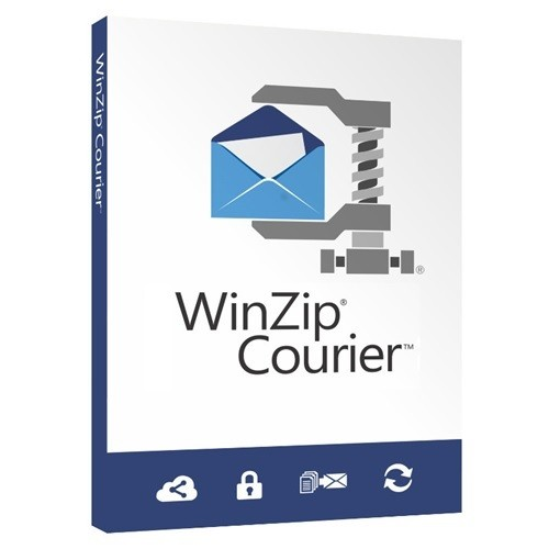 Corel WinZip Courier - maintenance ( 1 year )