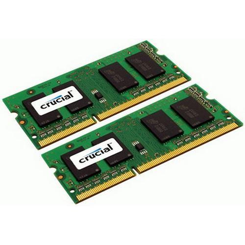 Crucial 16GB Kit 8GBx2 DDR3 1333 MT s PC3 10600