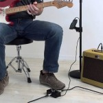 IK Multimedia iRig STOMP Stombox Guitar Interface for iPhone, iPod touch and iPad IP-IRIG-STOMP-IN