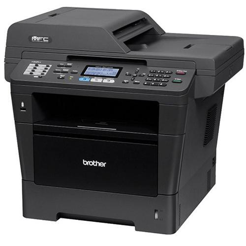 Brother MFC-8910DW Monochrome Laser All-in-One Printer - with Wireless Networking and Advanced Duplex