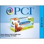 Phaser 6125 106R1331 1000 Pages Cyan Toner Cartridge. for Tektronix Phaser Printers