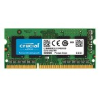 DDR3 - 4 GB - SO-DIMM 204-pin - 1066 MHz / PC3-8500 - CL7 - 1.5 V - unbuffered - non-ECC - for Apple iMac; Mac mini; MacBook (Late 2008, Late 2009, Mid 2010); MacBook Pro