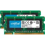 4GB KIT (2GBX2) DDR2 800MHZ (PC2-6400) CL6 SODIMM 200 PIN FOR MAC