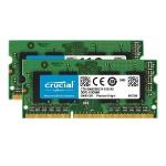 DDR3 - 8 GB: 2 x 4 GB - SO-DIMM 204-pin - 1066 MHz / PC3-8500 - CL7 - 1.5 V - unbuffered - non-ECC - for Apple iMac; Mac mini; MacBook (Late 2008, Late 2009, Mid 2010); MacBook Pro