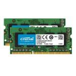 DDR3 - 8 GB: 2 x 4 GB - SO-DIMM 204-pin - 1333 MHz / PC3-10600 - CL9 - 1.35 / 1.5 V - unbuffered - non-ECC - for Apple iMac; Mac mini (Mid 2011); MacBook Pro (Early 2011, Late 2011)