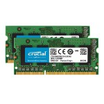 8GB KIT (4GBX2) DDR3 1600 MT/S (PC3-12800) CL11 SODIMM 204PIN 1.35V/1.5V FOR MAC