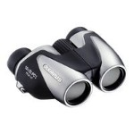 Tracker - Binoculars 10 x 25 PC I - porro - black, silver metallic