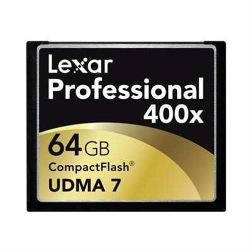 Lexar Media Professional - flash memory card - 64 GB - CompactFlash