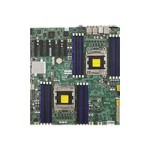 SUPERMICRO X9DRD-EF - Motherboard - extended ATX - LGA2011 Socket - 2 CPUs supported - C602J - 2 x Gigabit LAN - onboard graphics