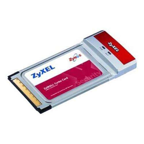 Zyxel ZyWALL Turbo Card & Anti-Virus+IDP Gold iCard 1-Year - expansion module